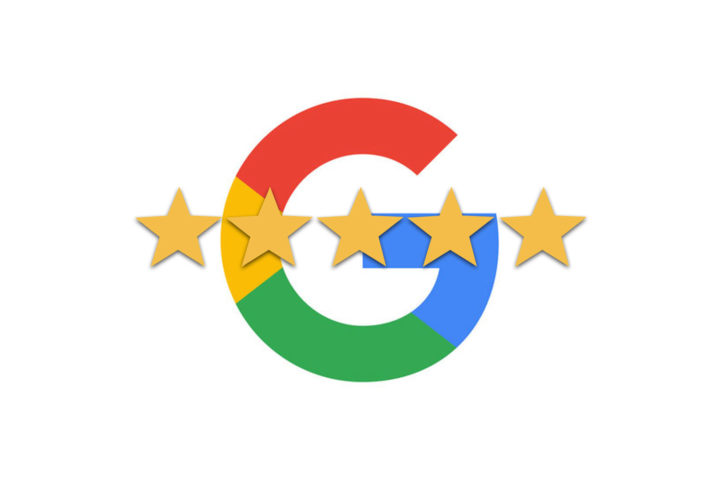 Recenze na Google